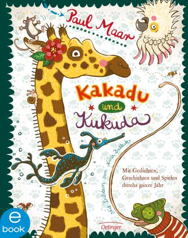 Kakadu und Kukuda, 9783862740314