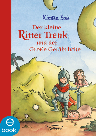 Der kleine Ritter Trenk, 9783862740710