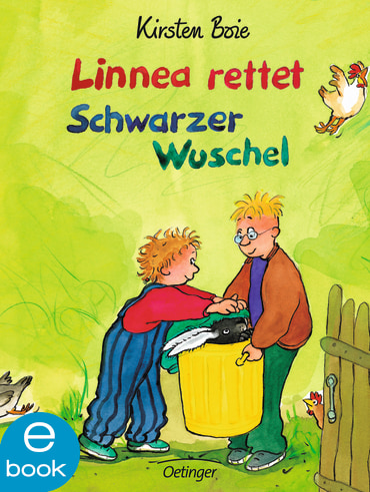 Linnea rettet schwarzer Wuschel, 9783862740840