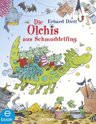 Die Olchis aus Schmuddelfing, 9783862744183
