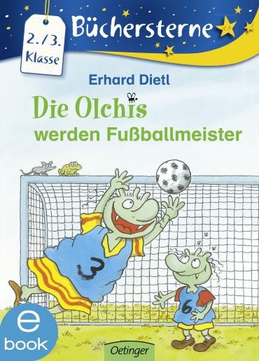 Die Olchis werden Fußballmeister, 9783862744152