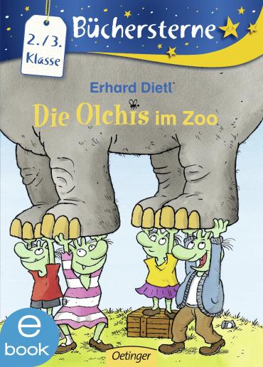 Die Olchis im Zoo, 9783862748464