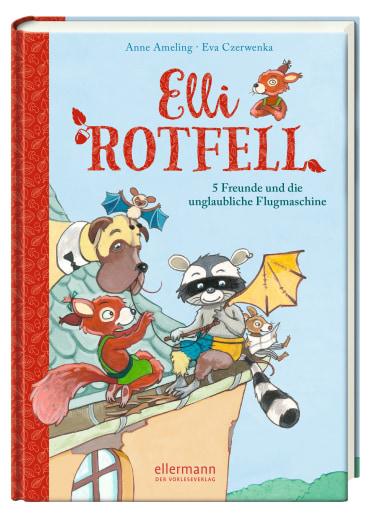 Elli Rotfell, 9783770701582