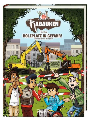 FC St. Pauli Rabauken, 9783789110566