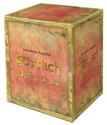 Göttlich-Trilogie, 9783841504623