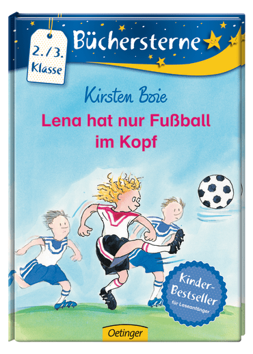 Lena hat nur Fußball im Kopf, 9783789107689