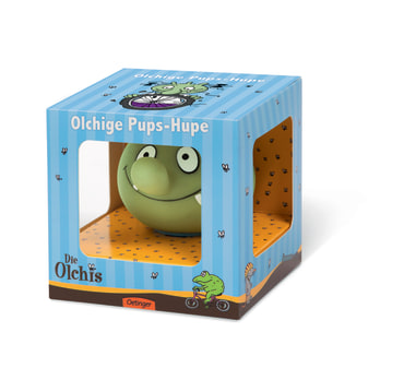 Die Olchis Olchige Pups-Hupe, 4260160899142