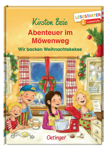 Abenteuer im Möwenweg, 9783789113987