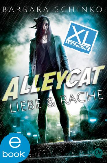 Alleycat 1. XL Leseprobe, 9783864180910