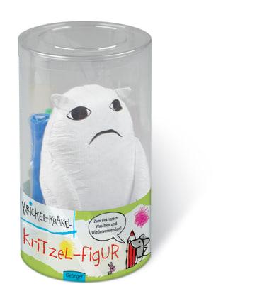 Krickel-Krakel Kritzel-Figur Monster, 4260160898527