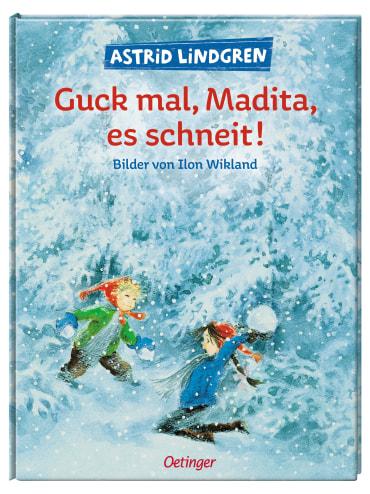 Guck mal, Madita, es schneit!, 9783789160356
