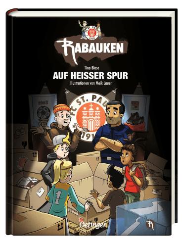 FC St. Pauli Rabauken, 9783789112713