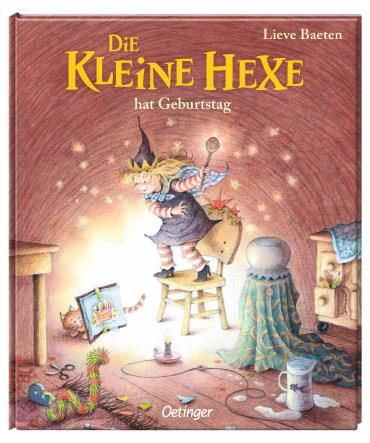 Die kleine Hexe hat Geburtstag, 9783789163241