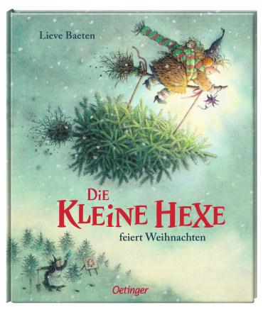 Die kleine Hexe feiert Weihnachten, 9783789163128