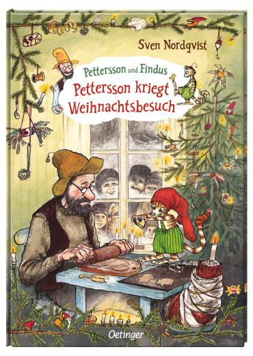 Pettersson kriegt Weihnachtsbesuch, 9783789161742