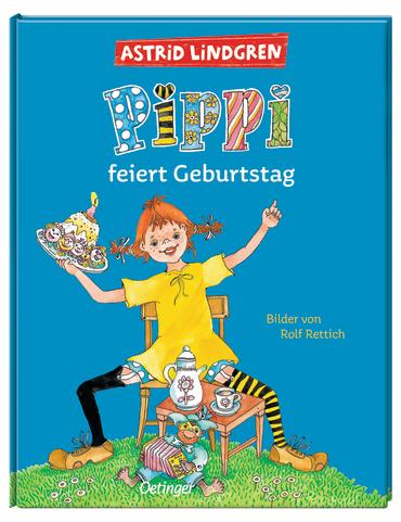 Pippi feiert Geburtstag, 9783789170553