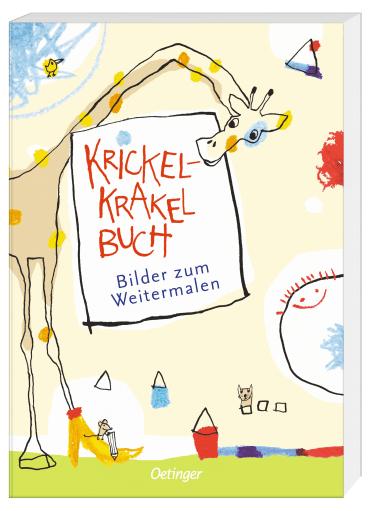 Krickel-Krakel-Buch, 9783789166150
