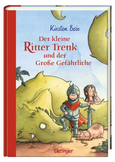 Der kleine Ritter Trenk, 9783789131936