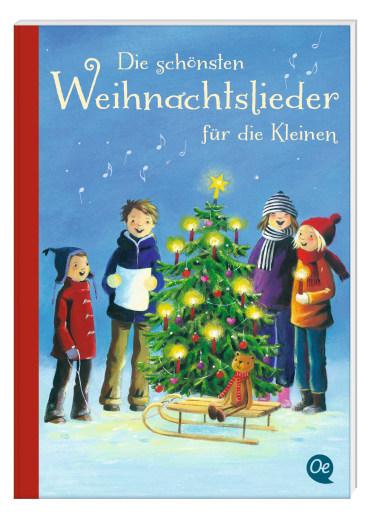 Die schönsten Weihnachtslieder für die Kleinen, 9783841504524