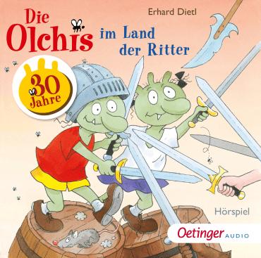 Die Olchis im Land der Ritter, 9783837311525
