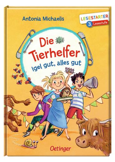 Die Tierhelfer, 9783789113581
