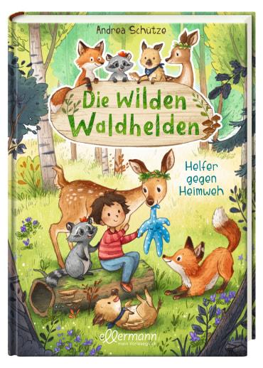 Die wilden Waldhelden, 9783770702213
