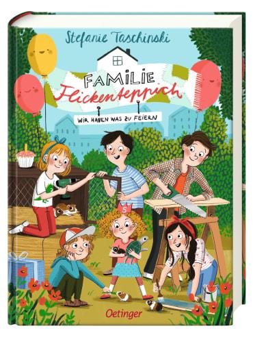 Familie Flickenteppich 2, 9783789113819