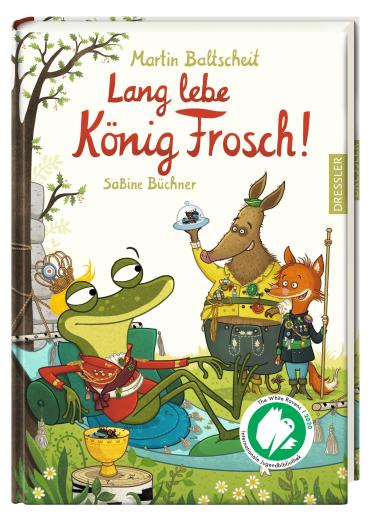 Lang lebe König Frosch!, 9783791501499