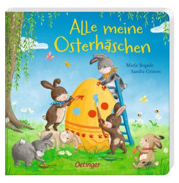 Alle meine Osterhäschen, 9783789114397