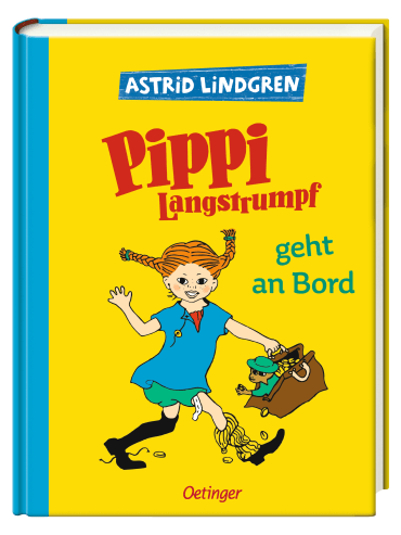 Pippi Langstrumpf geht an Bord, 9783789114489