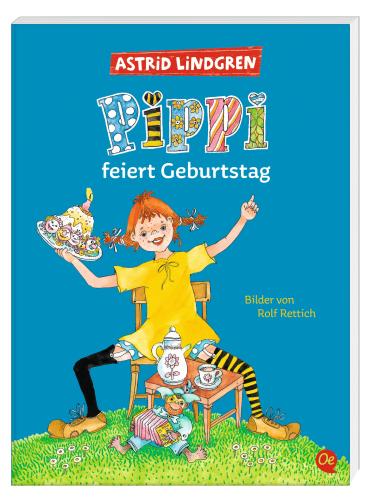 Pippi feiert Geburtstag, 9783841506498