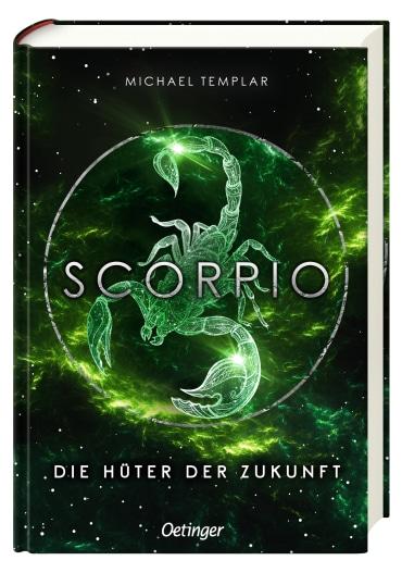 Die Sternen-Saga 3. Scorpio, 9783789109881