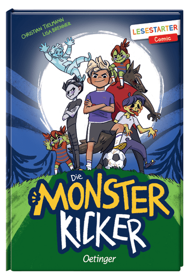 Die Monsterkicker, 9783789110658