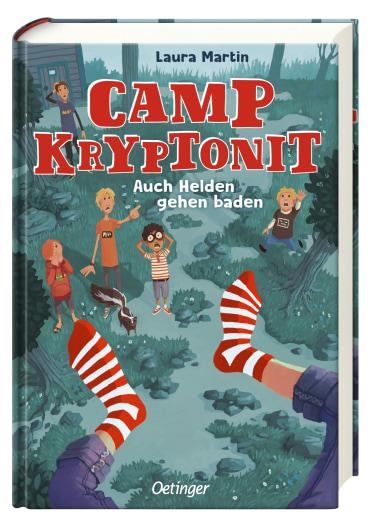 Camp Kryptonit, 9783789110733