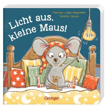 Licht aus, kleine Maus!, 9783789113611