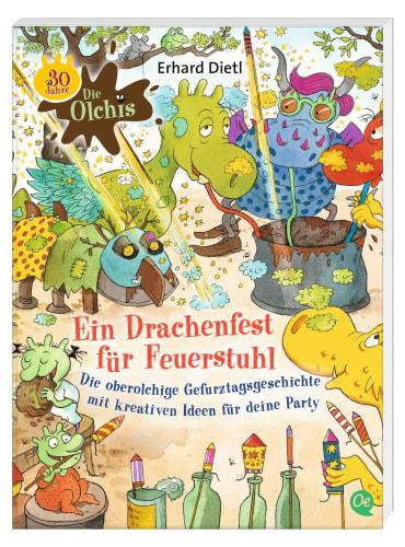 Die Olchis. Ein Drachenfest für Feuerstuhl, 9783841506634