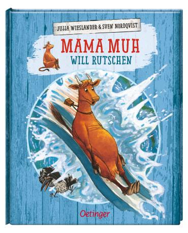 Mama Muh will rutschen, 9783789114892
