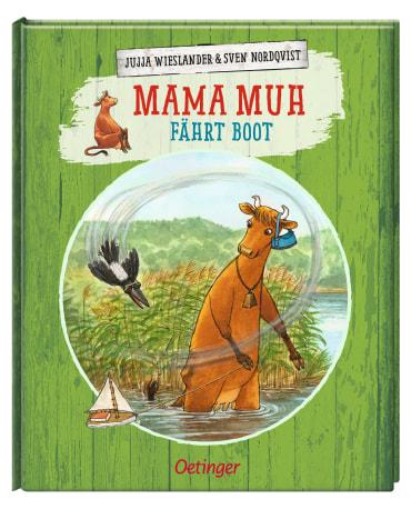 Mama Muh fährt Boot, 9783789114908