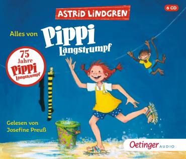 Alles von Pippi Langstrumpf, 9783837311358