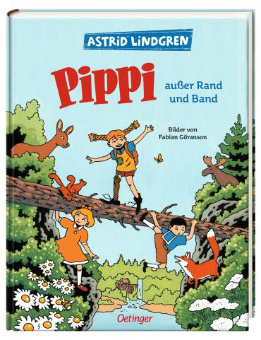 Pippi außer Rand und Band, 9783789114885