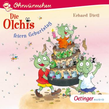 Die Olchis feiern Geburtstag, 9783837311372