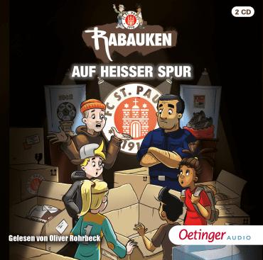 FC St. Pauli Rabauken, 9783837311488