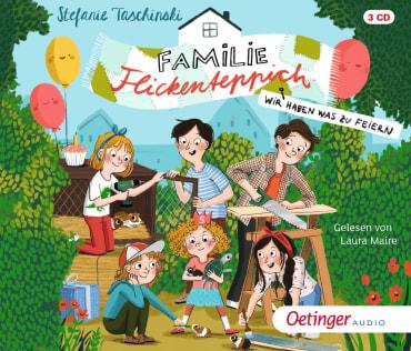 Familie Flickenteppich 2, 9783837311389