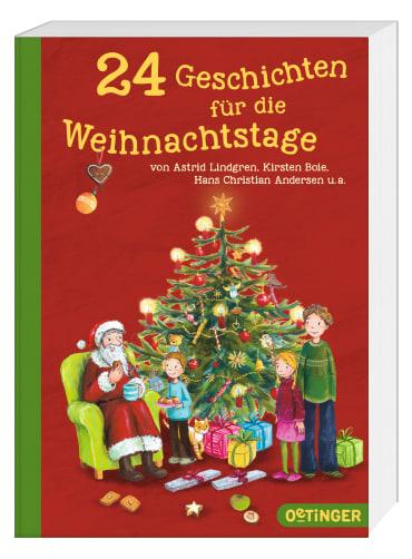 24 Geschichten für die Weihnachtstage, 9783841504678