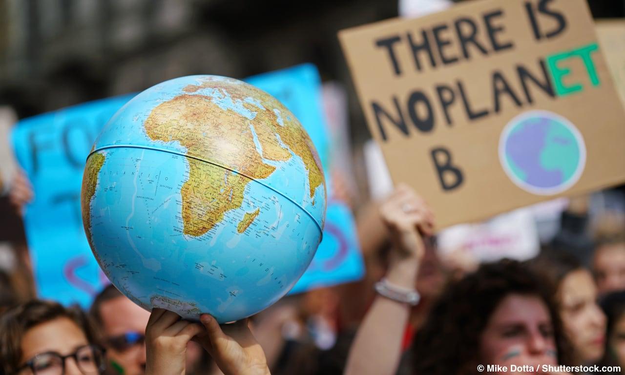 Bild zu Wissenschaft unterstützt Klimaproteste