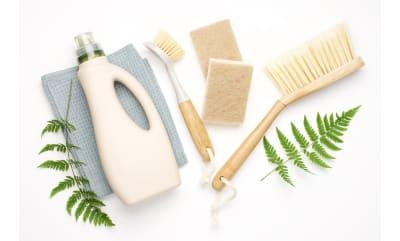 Bild zu Putzen – nachhaltig und umweltfreundlich
