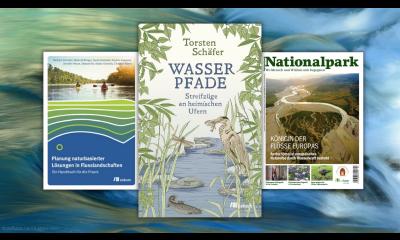 Bild zu Gewässer im Klimawandel: 5 Lesetipps zu Renaturierung, Hochwasserschutz und mehr