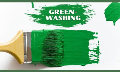 Bild zu Greenwashing - Was ist das?