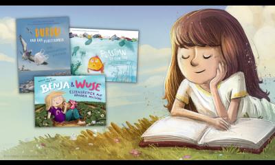 Bild zu Kinderbücher zum Thema Nachhaltigkeit: Unsere Top-Tipps