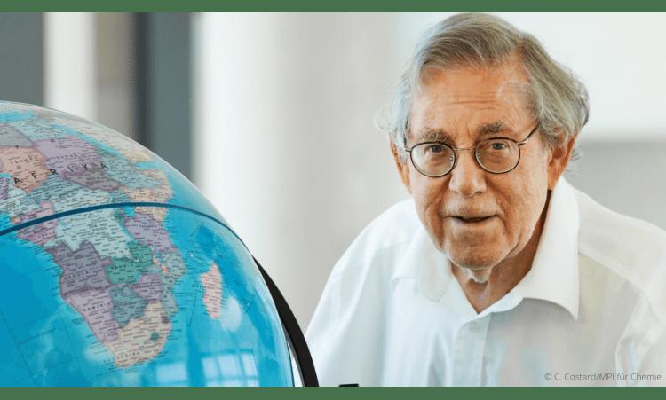 Ein Gespräch mit Paul J. Crutzen: »Ich möchte dazu beitragen, dass es keine Scheinlösungen gibt« | Anthropozän Wissenschaft Klimawandel Politik